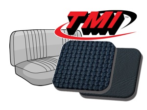 Seat Cover Basketweave blue