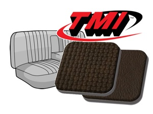 Seat Cover Basketweave brown
