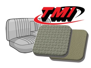 Seat Cover Basketweave grey