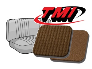 Seat Cover Basketweave tan