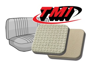 Seat Cover Basketweave white