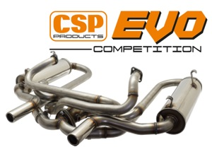 CSP Evolution Competition Exhaust