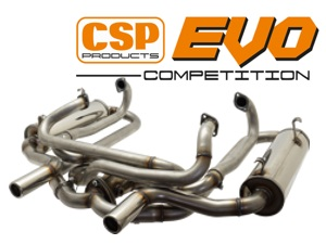 CSP Evolution Competition Exhaust-System with J-Tubes