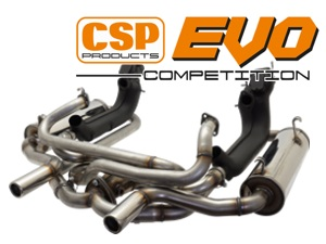 CSP Evolution Competition Exhaust-System with Heat Exchangers
