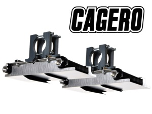 Cagero Dual Oil Cooler
