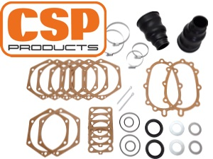 Axle Tube Gasket Kit