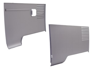 Side Panel Section short