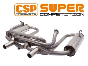 Super Competition Exhaust