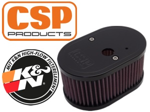CSP Products Air Filter for Porsche 356